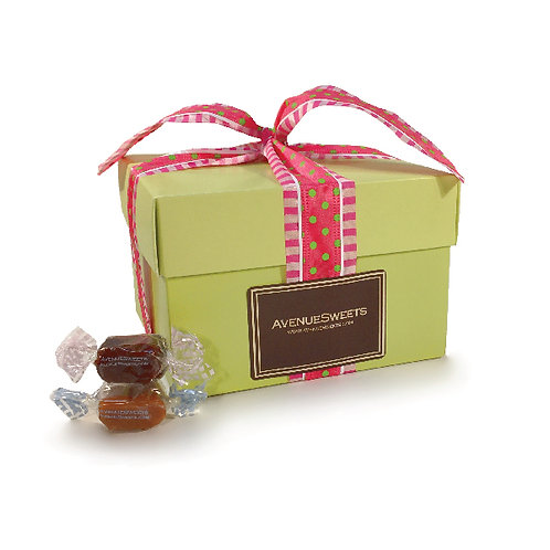 Spring Gourmet Gift Box - 1.5 lbs (approx. 55 caramels)