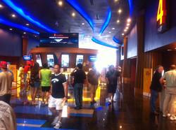Movie theater in Philippine, Manila