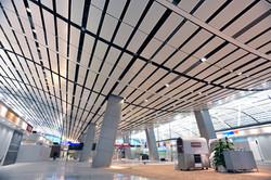 Mathys Design® - metal ceiling system