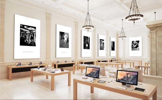 Apple Store New York City , USA