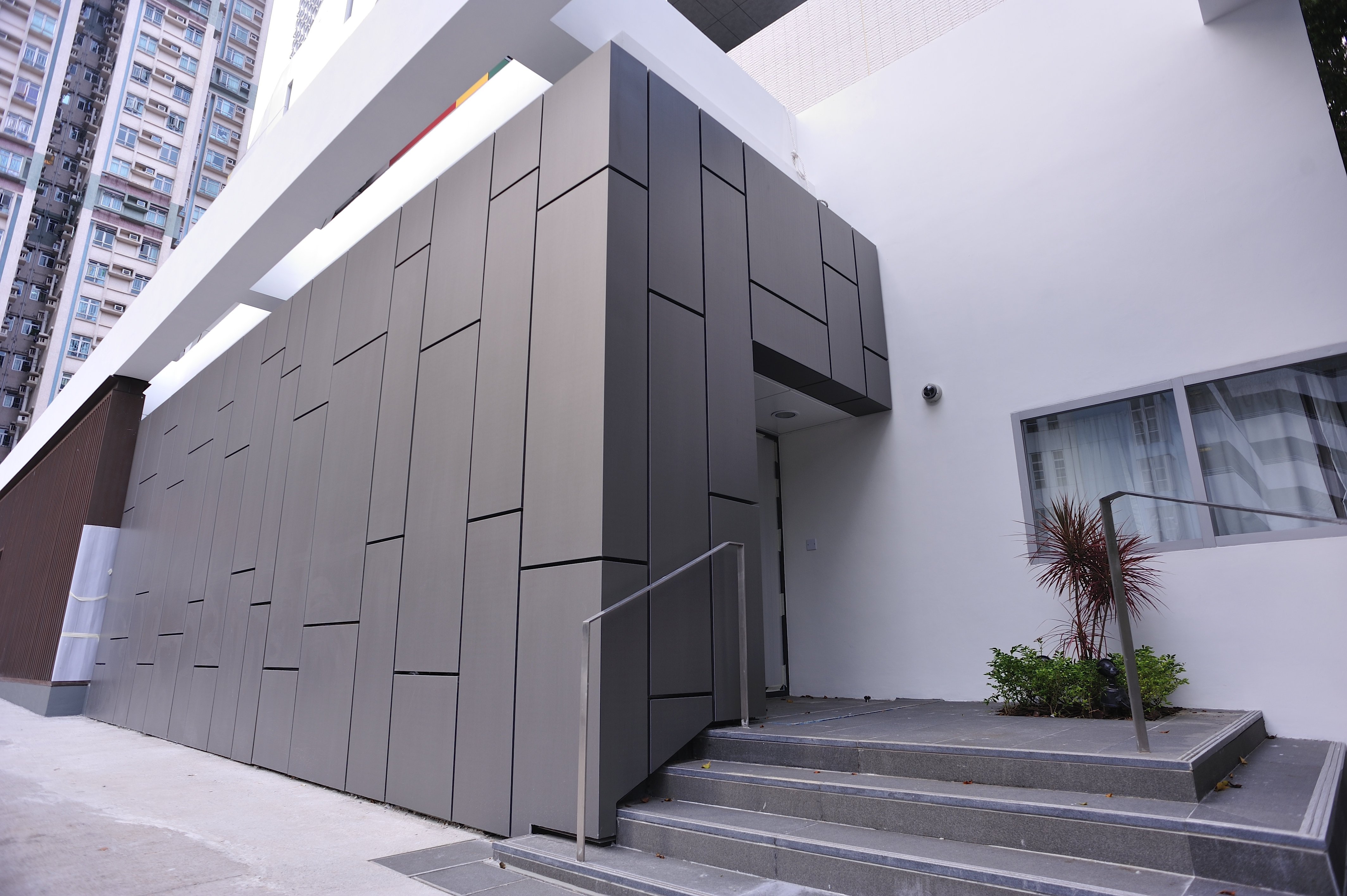 MONTATEC - metal cladding system
