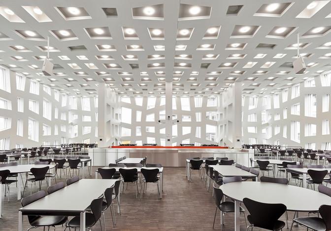 Roche Diagnostics International AG - Cafeteria Rotkreuz , Switzerland
