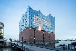 Elbphilharmonie Hamburg , Germany