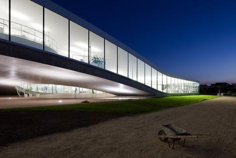 Rolex Learning Center, Switzerland