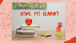 Love to Learn?