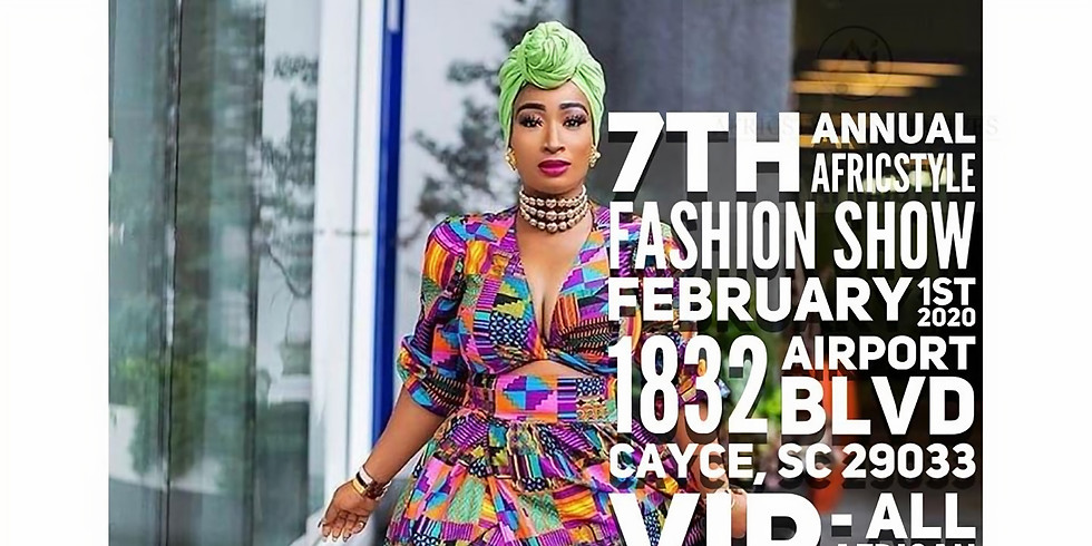 7th Annual AfricStyle Initiative Fashion Show