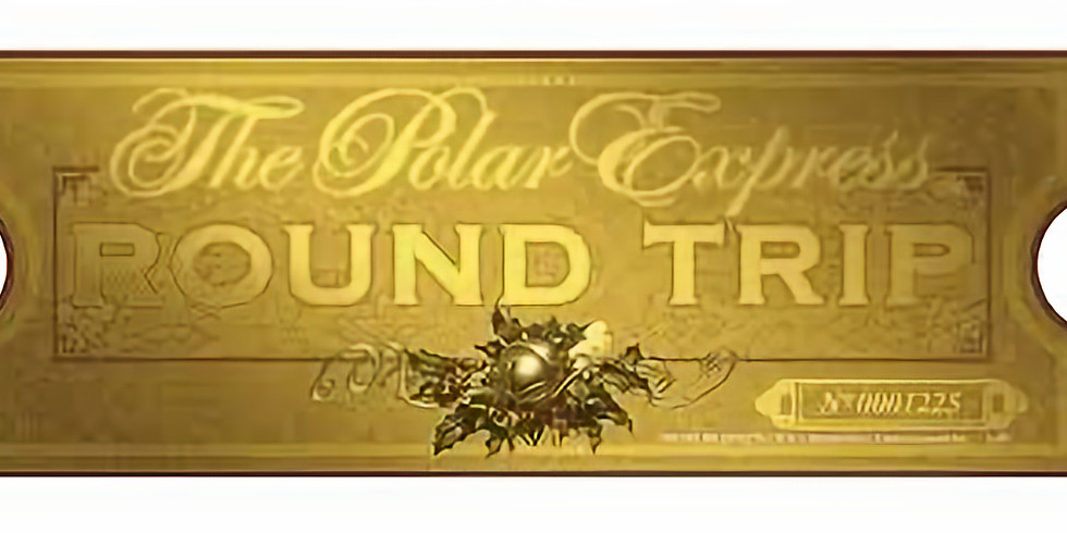 Golden Ticket to the Polar Express