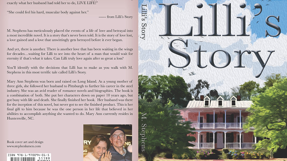 Lilli's Story