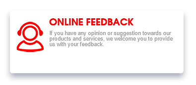 Peripower Online Feedback and Customer Service