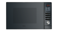 NCE 25L Black Stainless Steel Microwave