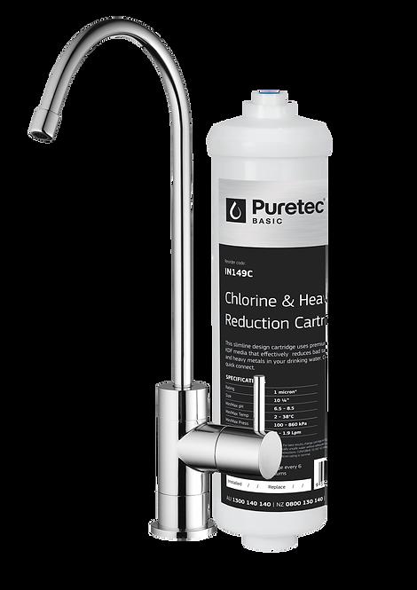 Puretec Inline Undersink Filter Tap Kit