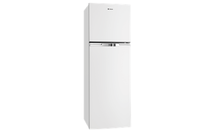 Westinghouse White 370L Top Mount Refrigerator