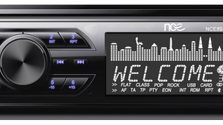 Entertainment at your fingertips! New & improved NCE Stereo Head Units
