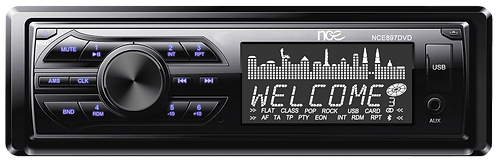 NCE DVD/CD Player with Bluetooth (NCE897DVDV2)