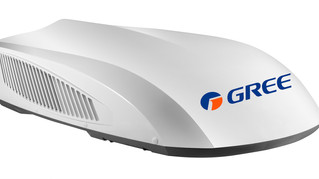 3.5KW Gree Rooftop Slimline Air Conditioner