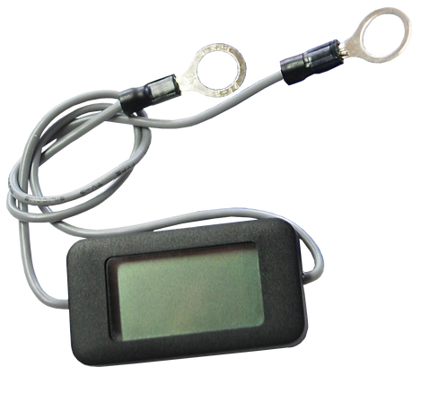 Baintech LCD Voltmeter with Battery Fuel Gauge