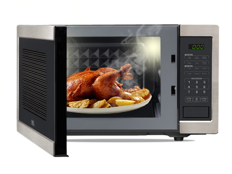 Latest NCE Flatbed Microwave Oven