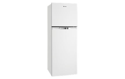 Westinghouse White 340L Top Mount Refrigerator
