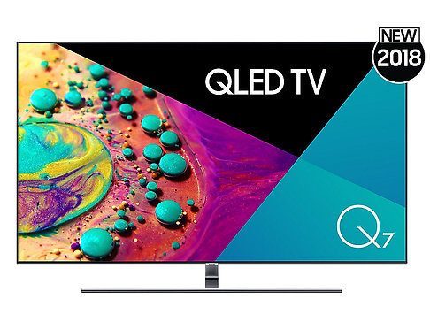 "Samsung Series 7 65""Q7 QLED 4K TV"