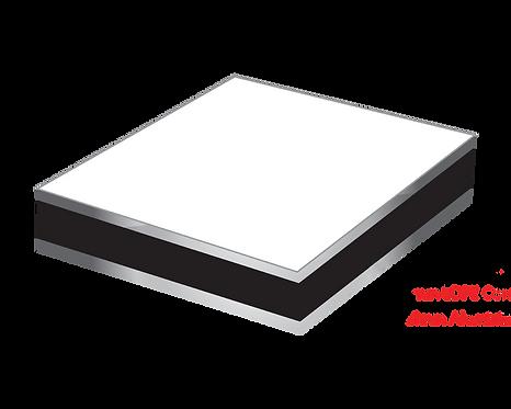 Aluminium Composite Panel - White/Mill
