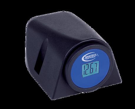 Baintech Surface Mount DC 12V LCD Voltmeter