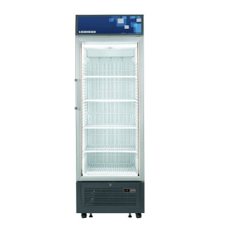 Liebherr Food Service Display Freezer