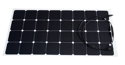 BAINSMART Semi Flexi Solar Panel 100W
