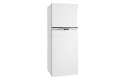 Westinghouse White 280L Top Mount Refrigerator