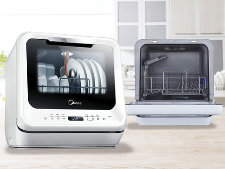Introducing The Midea Fun Dishwasher