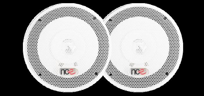 """NCE 6"""" Internal Speaker - White"""