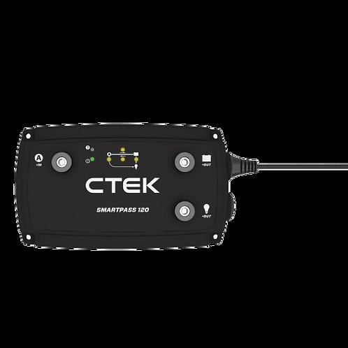 CTEK SMARTPASS 120A Onboard Power Management