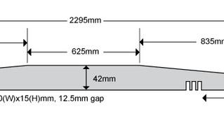 Meranti Roof Bows