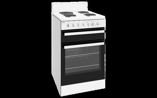 Chef 54cm White Freestanding Cooker
