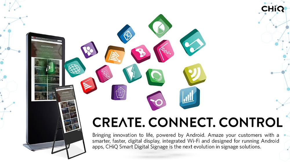 CHiQ Smart Digital Signage