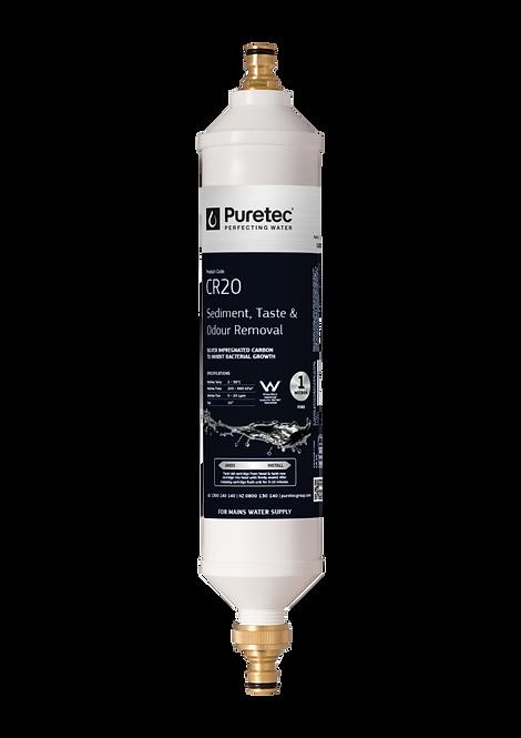 Puretec CR20 Caravan/RV Inline Filter System