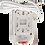 Thumbnail: NCE 12V Dual Gas Sensor