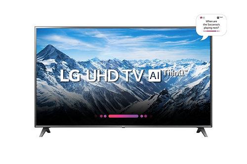 LG 86 inch Smart 4K UHD TV