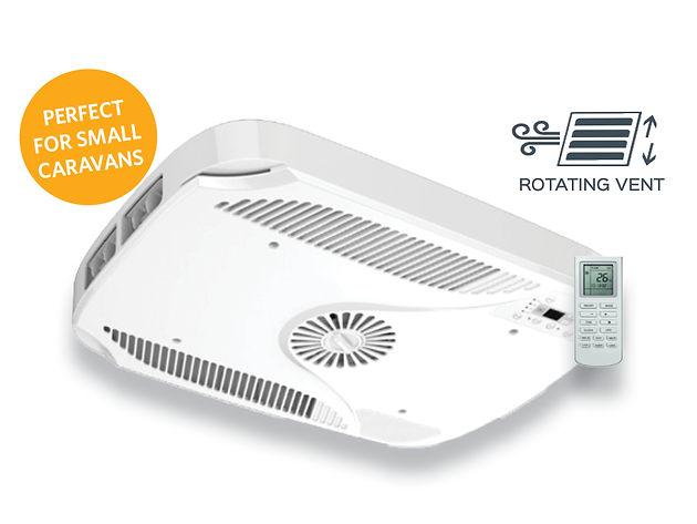 2 5kw Gree Rooftop Slimline Air Conditioner