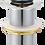 Thumbnail: Ceramic Basin Waste Plug