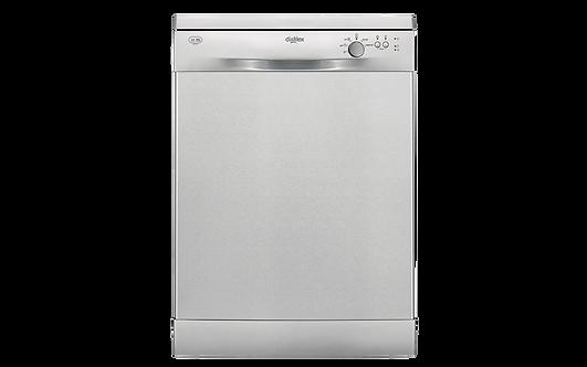 Dishlex 13 Place Setting White Freestanding Dishwasher