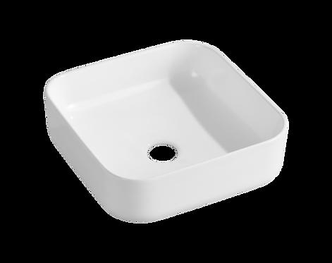 385mm Ceramic Rectangle Basin