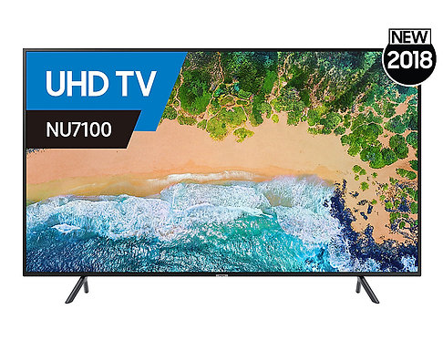 "Samsung 65"" Series 7 NU7100 4K TV"