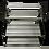 Thumbnail: Caravan Double Steps (560mm or 600mm Wide)