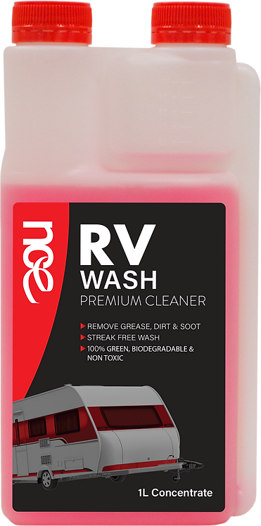 NCE RV Wash - Premium Cleaner