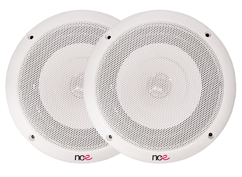 NCE 6.5 Inch Internal Speakers