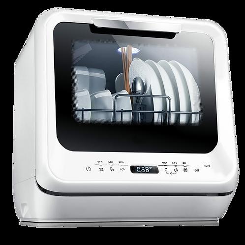 Midea Benchtop Mini Dishwasher