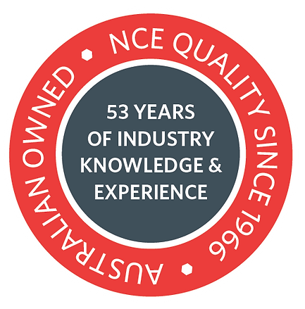 NCE 53 year badge.png