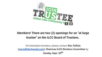 Trustee Position(s) Available