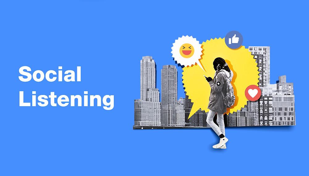 O que é Social Listening e Como Usá-lo para Fortalecer Sua Marca