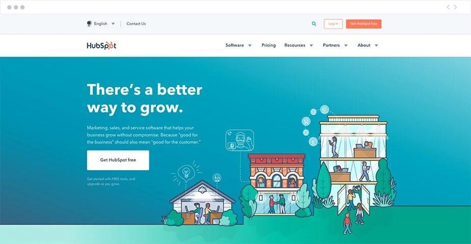 Integrações de Marketing para Sites Wix: Hubspot
